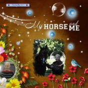 My Horse My Friend Darleen