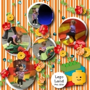 Autism Lego Land