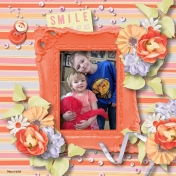 A Smile As Sweet As Spring Brennon & Maya