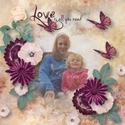 A Love Story Mom & Aliya
