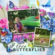 In the Land of Butterflies Maya