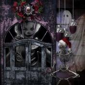 On A Dark Christmas Clown