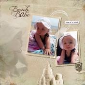 Beach Babe Aliya