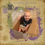 Aliya in a box