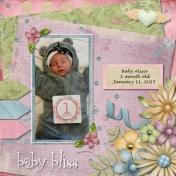 Aliya 1 month old