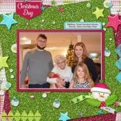 Christmas 2014 family