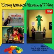Kid Museum Lego Visit