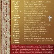 Jericho Prayer