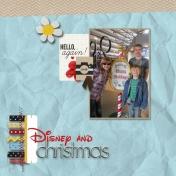 Disney 2011 Title page