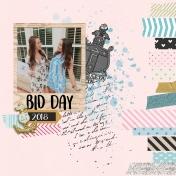Bid Day 2018