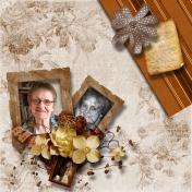 My mom- Lilian Hansen