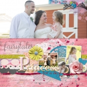 Hannahs Country Wedding