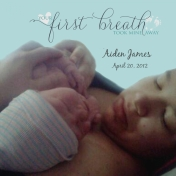 Aiden's First Breath