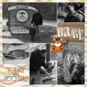 Daddy Zoo Day