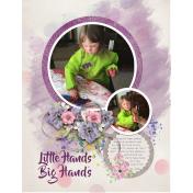 Little Hands Big Hands
