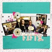 happy fiftieth