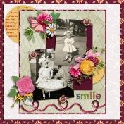 Smile Birthday Girl
