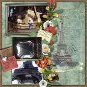 Eiffel Tower 2006