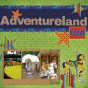 Adventureland Fun