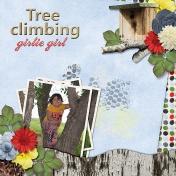 Tree Climbing Girlie Girl