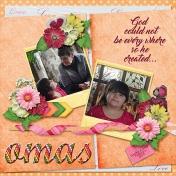 God made Omas