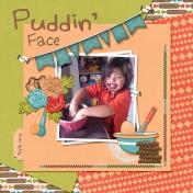 Puddin' Face