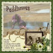 Puddlicious