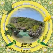 Spanish Steps, Guam