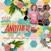 Melissa's Birthday