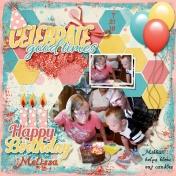 Melissa Birthday