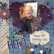 Dad-My hero