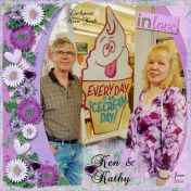 Ken and Kathy