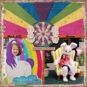 Surrena & the bunny