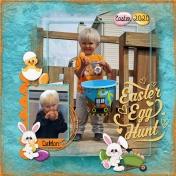 Deklan Easter 2020