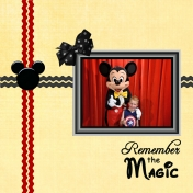 Disney time- Remember the magic!