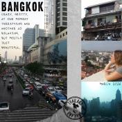 Bangkok- Cityscape