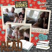 Everyday Life- Book Designer Challenge