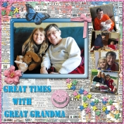 Great Times with Great Grandma