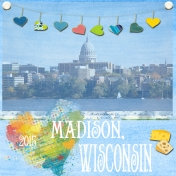 Madison, Wisconsin Layout, Page 1 of