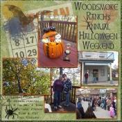 Annual Halloween Weekend