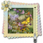 Butterfly Kisses and Birthday Wishes