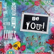 Be you (Bold & Confident)