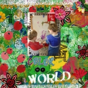 Color my world (Love)