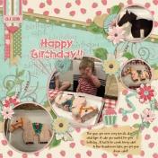 Happy Birthday (3rd)