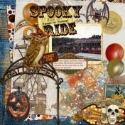A Spooky Ride (Halloween Carnival)