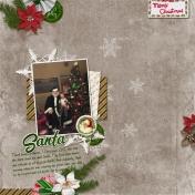 Santa (Third time's a charm)