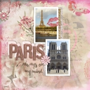 Paris (Crazy in love)