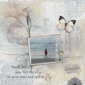 Smell the sea (Creative Calm)