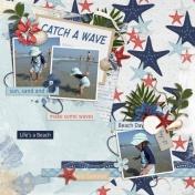 Catch a wave (Summer Sands)