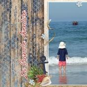 La grande aventure (Summer Sands)